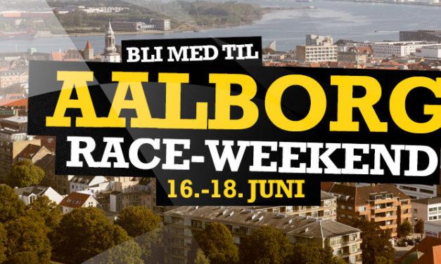 Bli med på Race-Weekend i Aalborg!