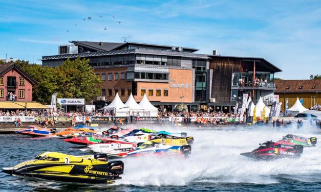 Tønsberg Båtrace 2018