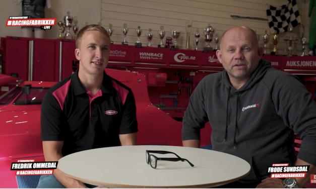 Nye tider – #Racingfabrikken